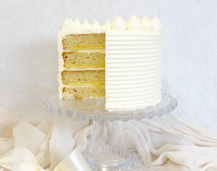 Lemon Lover Cakes