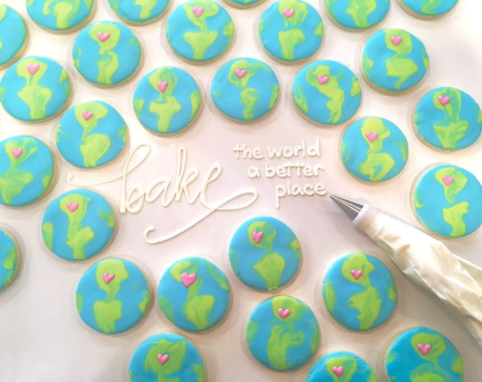 Bake the World a Better Place Cookies
