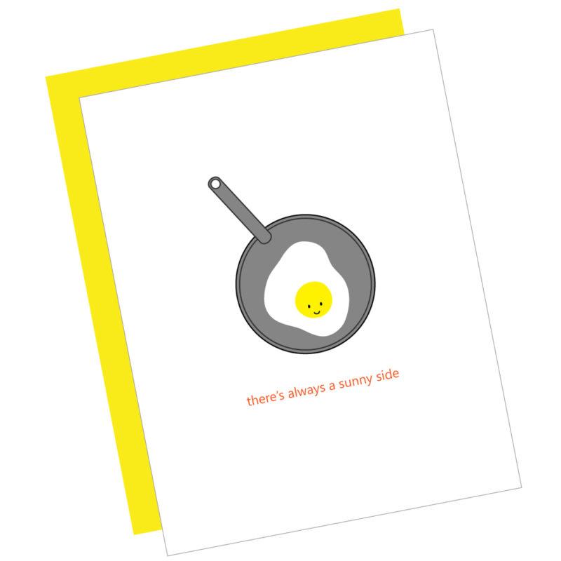 Always a Sunny Side Card