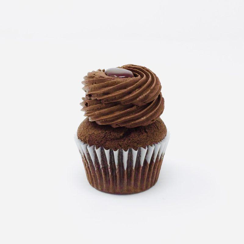 Triple Chocolate Mini Cupcakes (12)