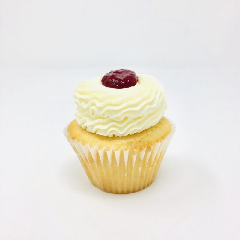 Vanilla Berry Cupcakes – Box of 6