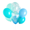 Berry Blue Party Balloons