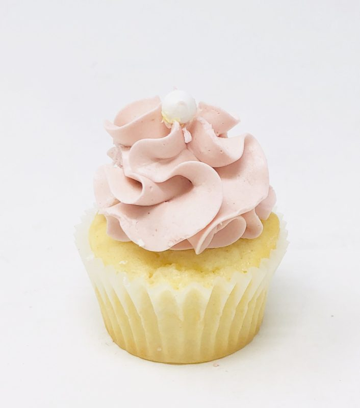 Luxe Blush Mini Cupcakes