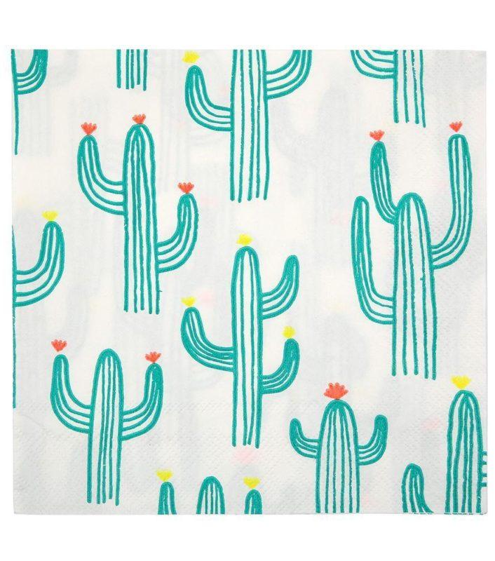 Cactus Napkins
