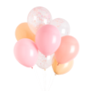 Candy Pink Party Balloons