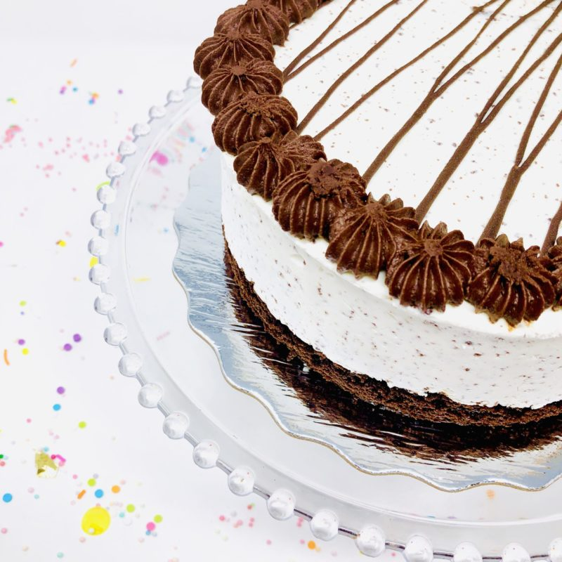 Cookies n' Cream Cheesecake
