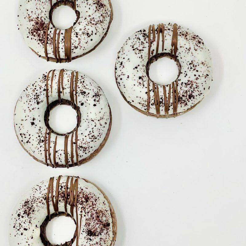 Cookies n' Cream Doughnuts