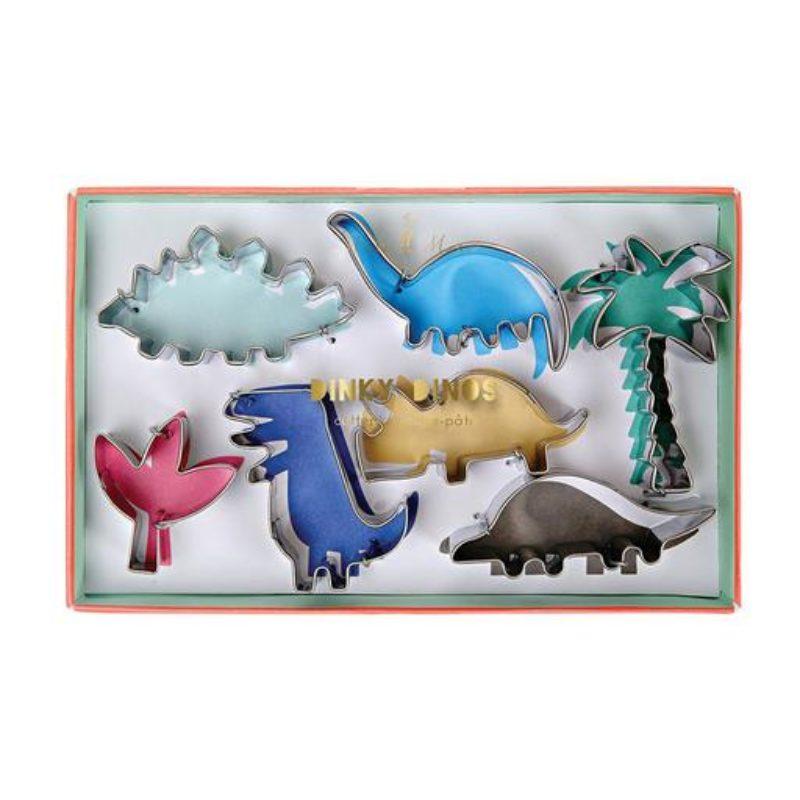 Dino Cookie Cutter Set