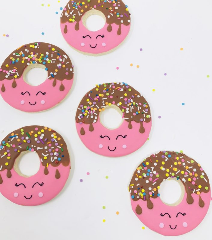 Doughnut Shaped Cookies
