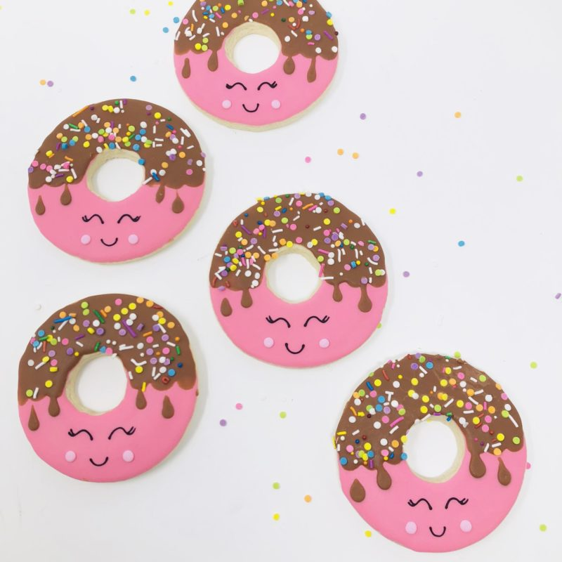 Doughnut Shaped Cookies (6)