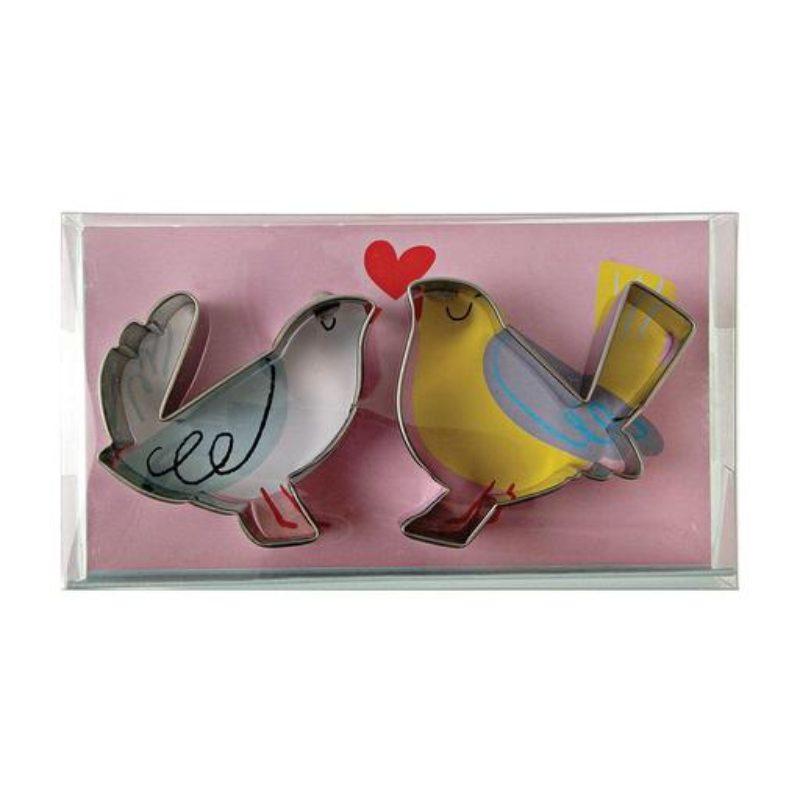 Love Birds Cookie Cutter Set