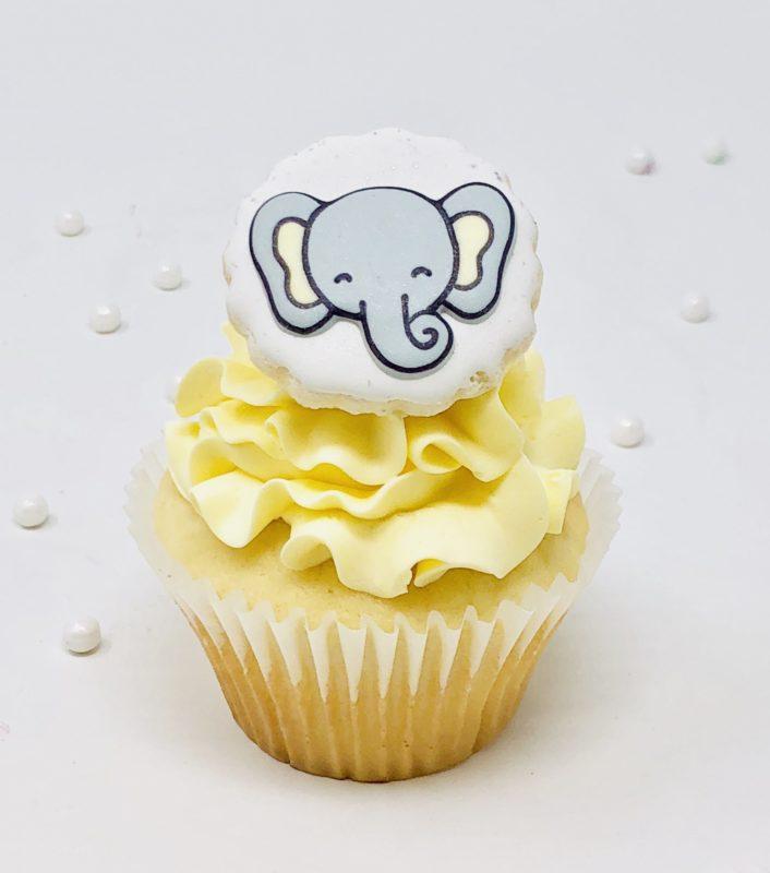 Elephant Luxe Cupcakes