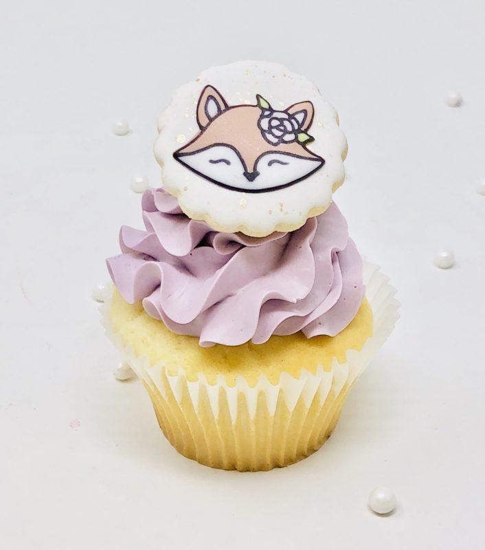 Fox Luxe Cupcakes