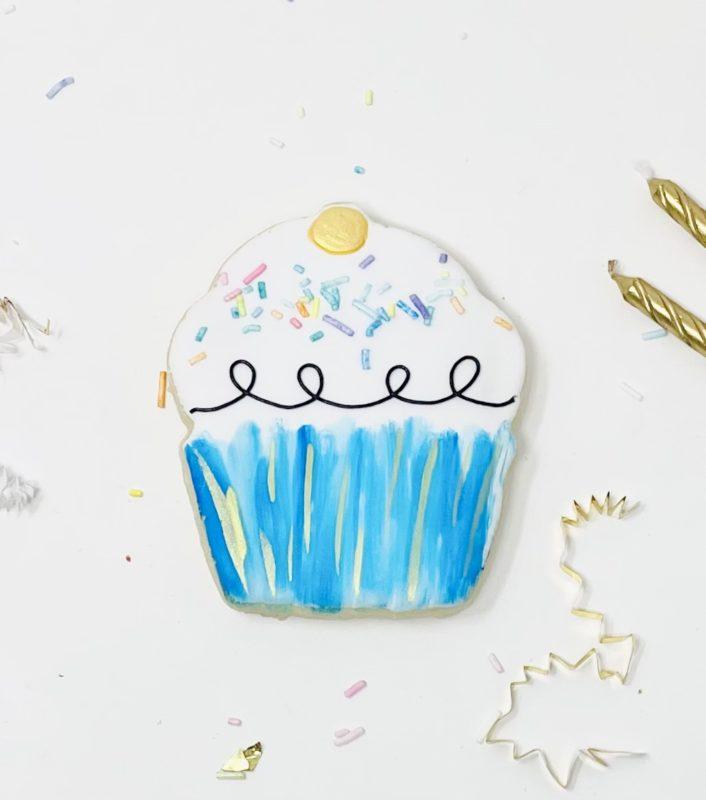 Vegan Cupcake Cookies