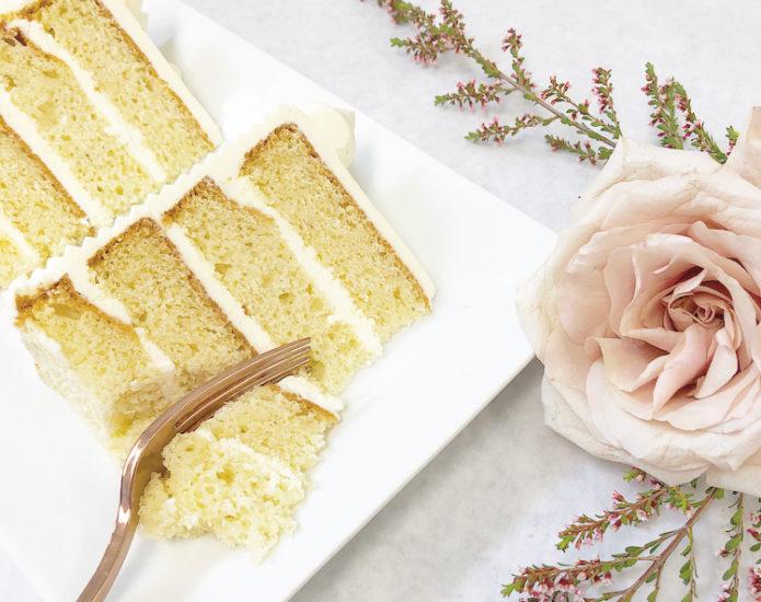 Vanilla Yum Cakes