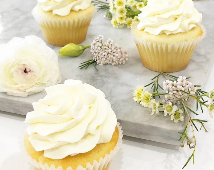 Vanilla Yum Cupcakes