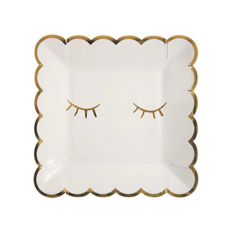 Wink Paper Plates