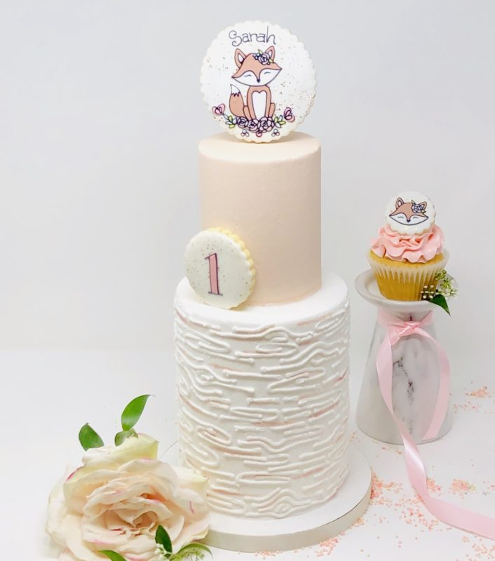 Fox Luxe Cakes