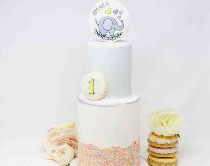 Elephant Luxe Cakes