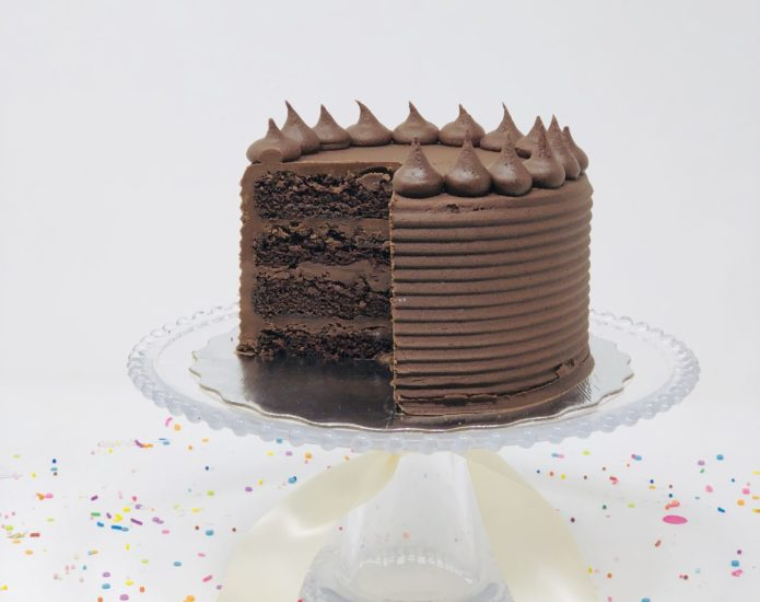 Vegan Chocolate Cakes