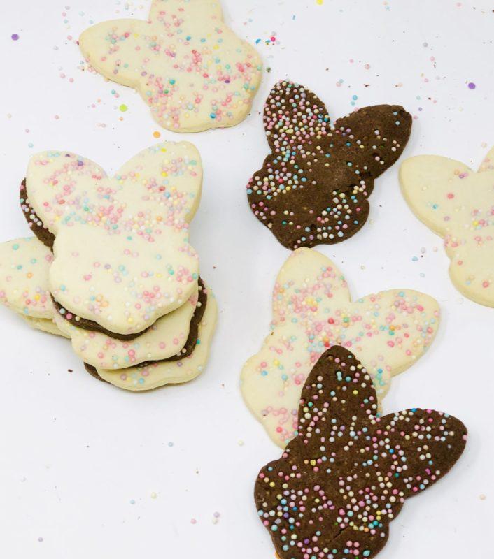 Easter Sprinkle Cookies