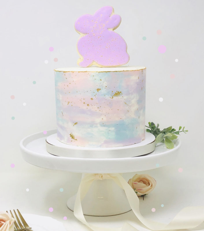 Luxe Easter Cake