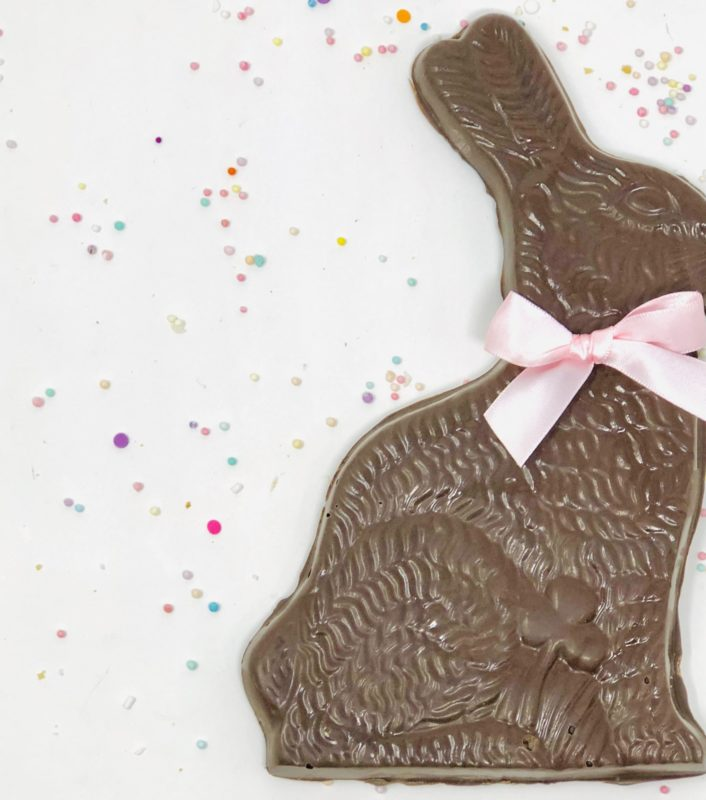 Milk Chocolate Easter Bunny