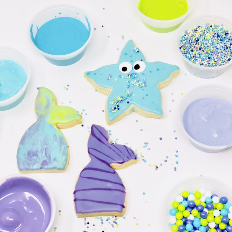 Under the Sea Party in a Box