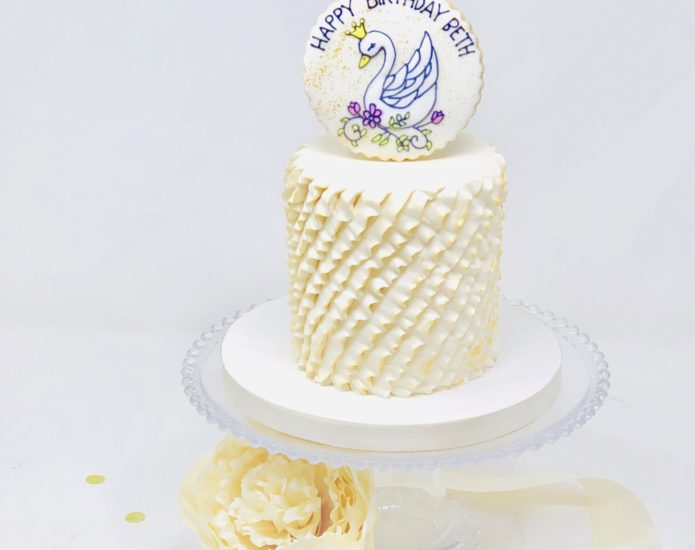 Swan Luxe Cakes