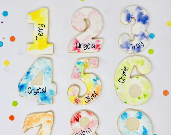 #1 Party Cookies
