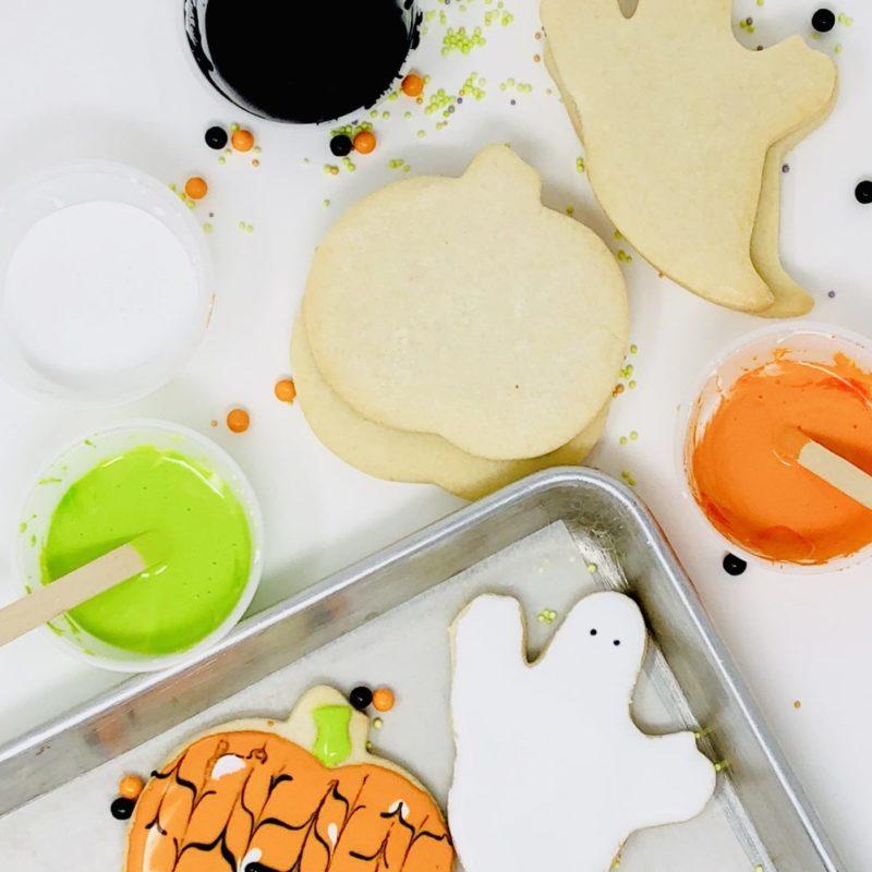 Family Decorating Event 'Halloween'
