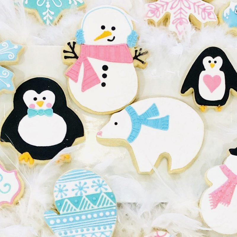 Cookie Decorating Class 'Winter Wonderland'