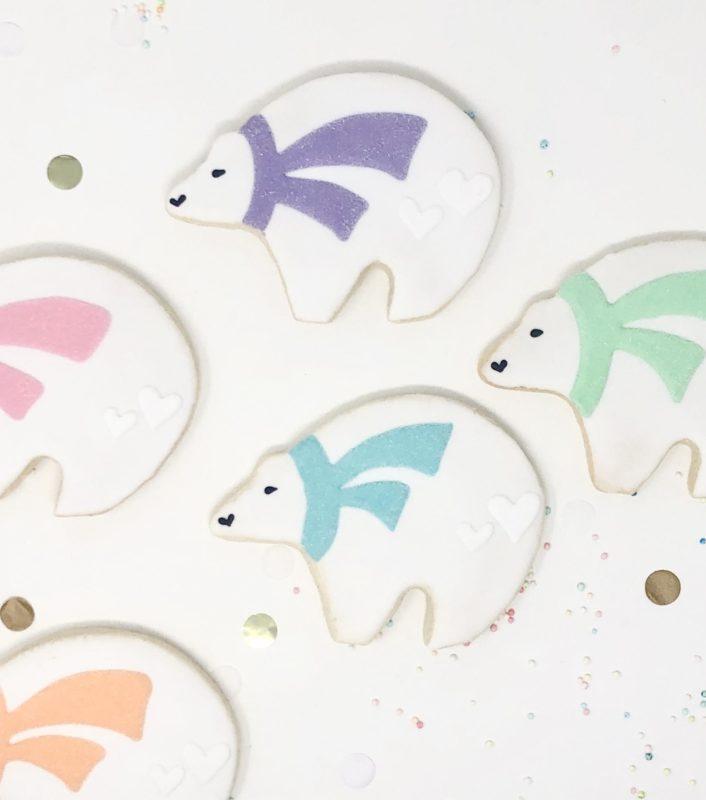 Polar Bear Cookies (6)