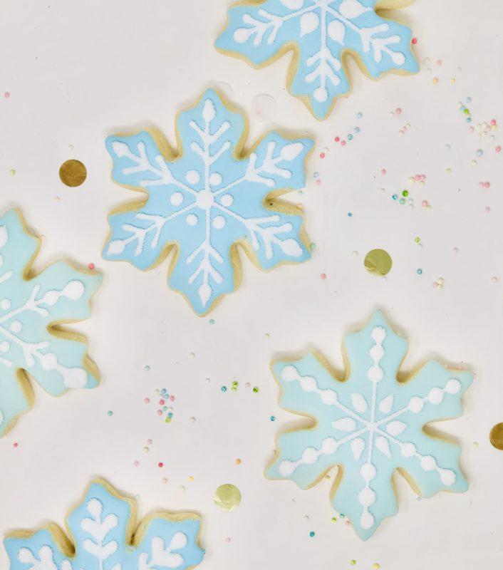 Snowflake Cookies (6)