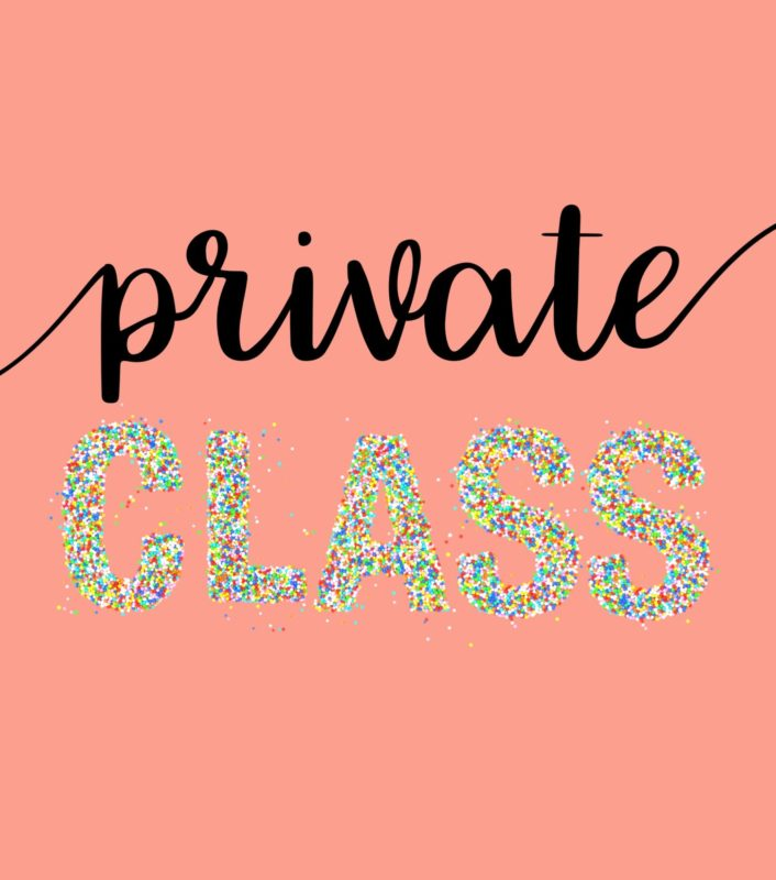 Private Class - April 22, 2020