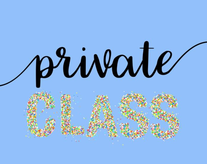 Private Class - April 16, 2020