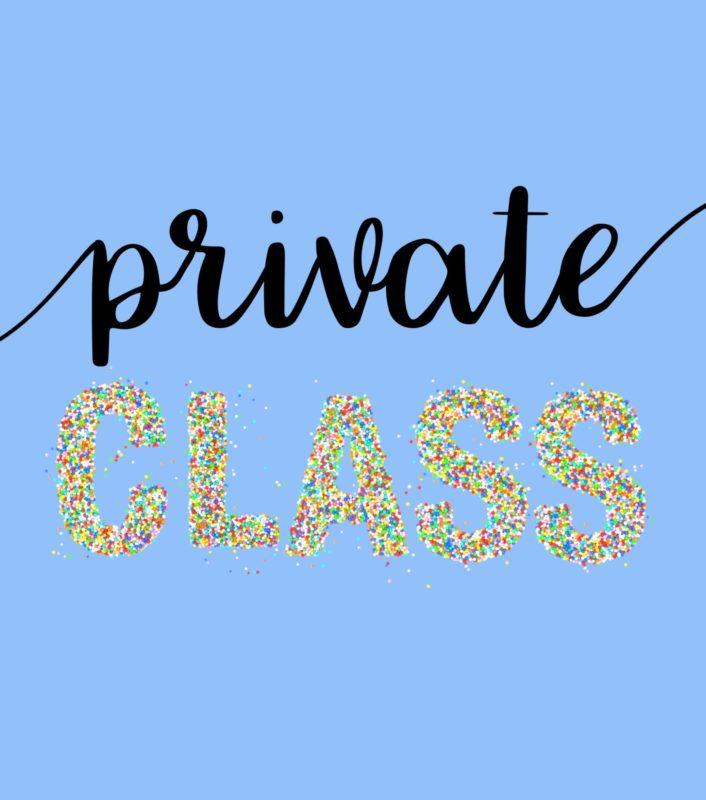 Private Class - April 15, 2020