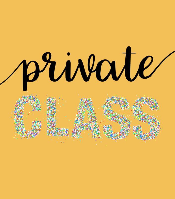 Private Class - March 18, 2020