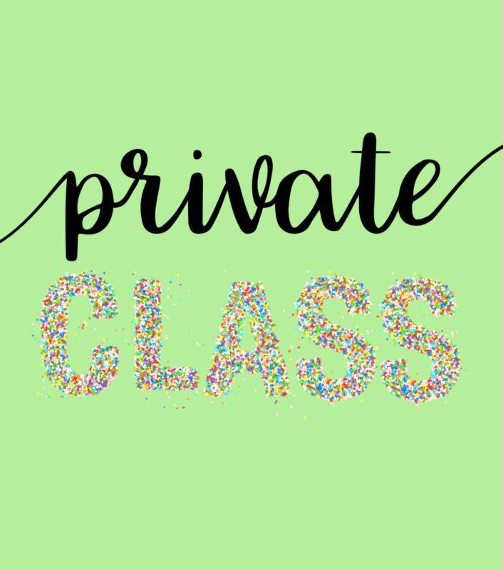 Private Class - March 25, 2020