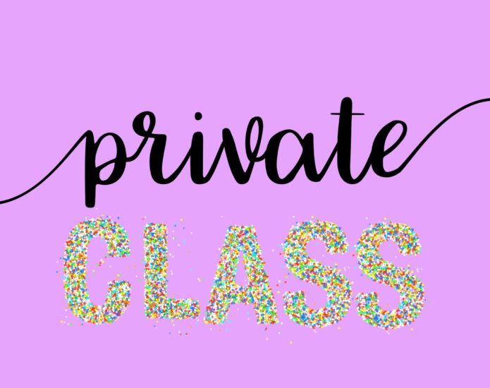 Private Class - May 21, 2020