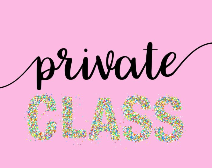 Private Class - May 7, 2020