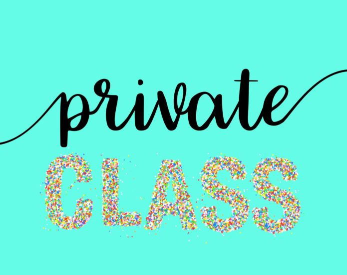 Private Class - April 30, 2020