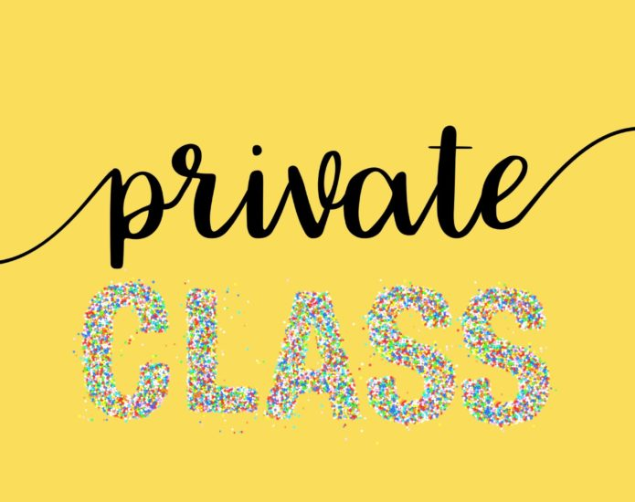 Private Class - May 14, 2020