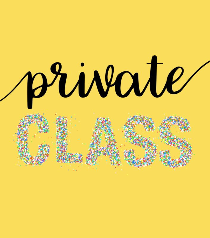 Private Class - May 13, 2020