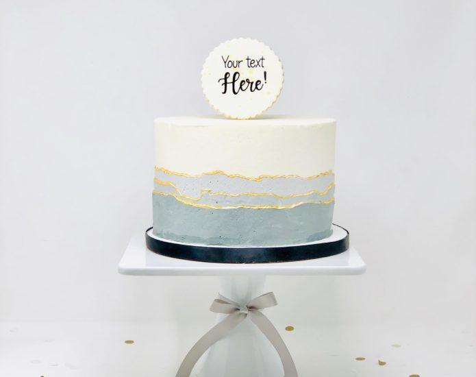 Luxe Sky Cakes
