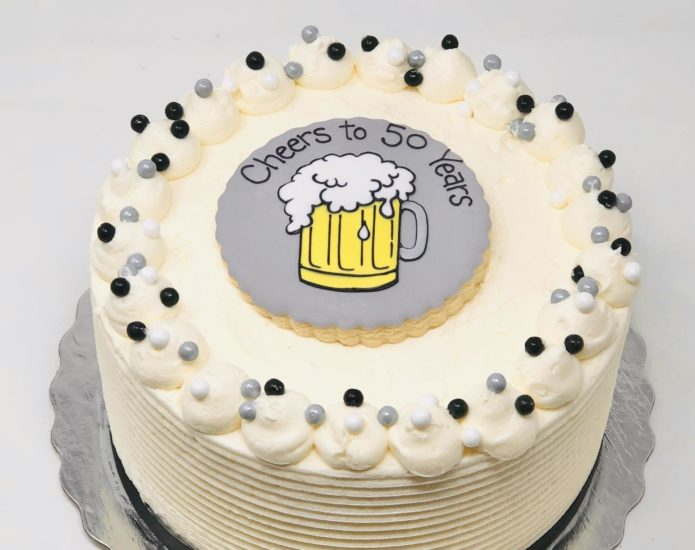 Vegan Beer Cakes