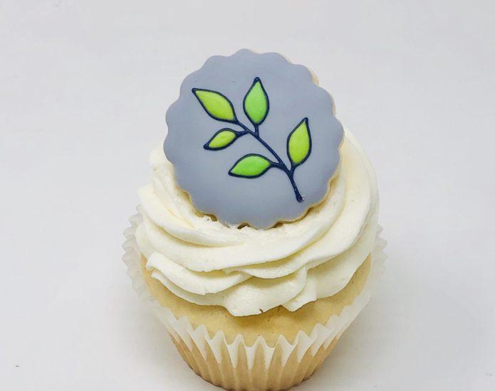Botanical Cupcakes