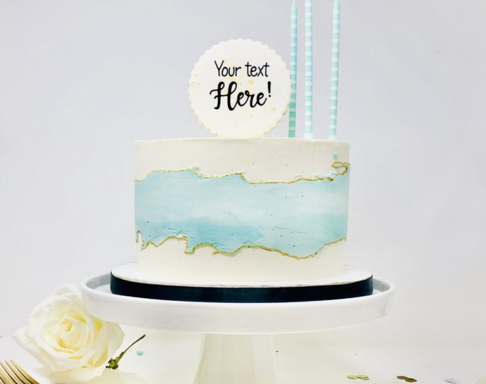 Luxe Mirage Cakes