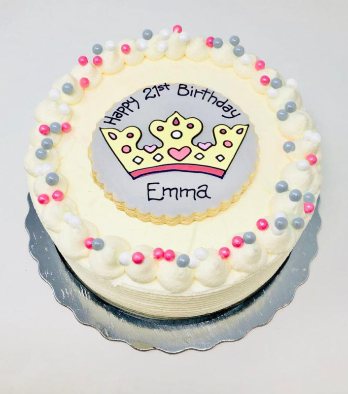 Vegan Princess Cakes