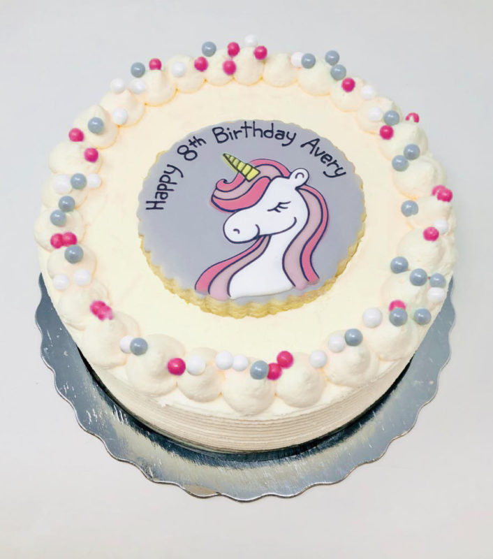 Vegan Unicorn Cakes